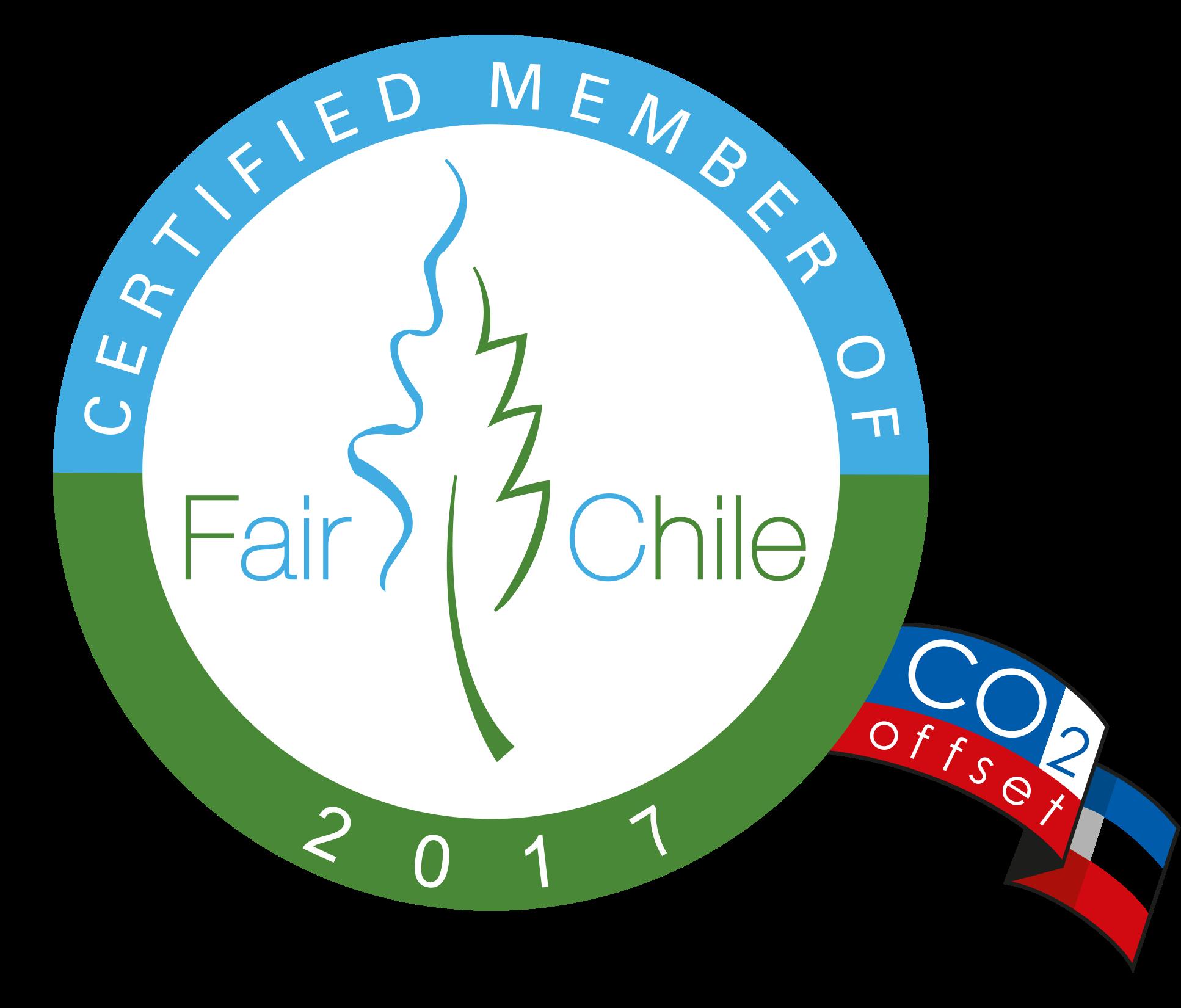 Trekking FairChile Certificate