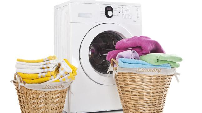 Clean Hotel Laundry Rooms
