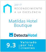 Detecta Hotel Certificado